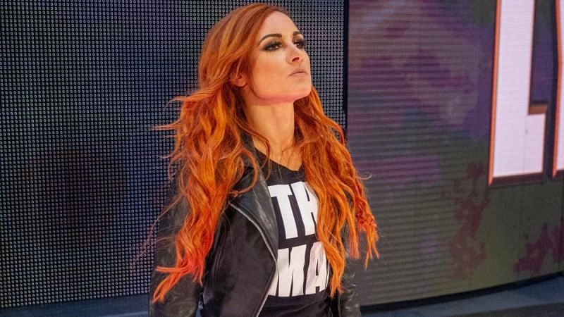 Becky Lynch is engaged to fellow WWE Superstar Seth Rollins