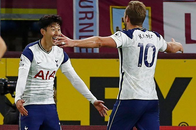Kane and Son are tearing the Premier League apart
