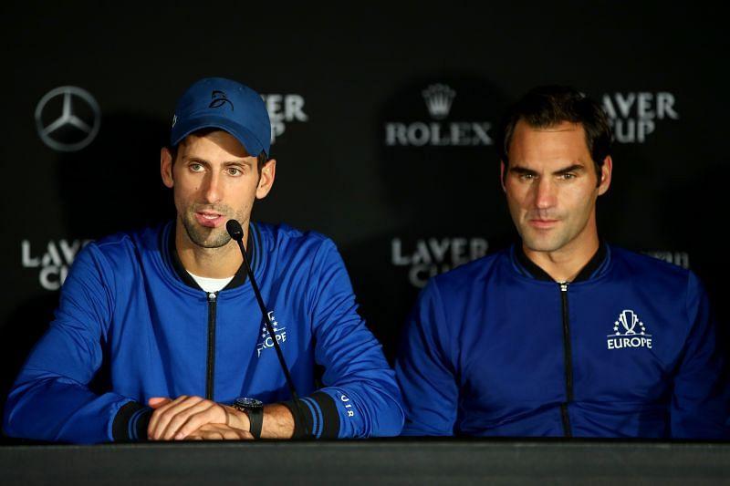 Novak Djokovic needs 4 Grand Slams more to overtake Roger Federer