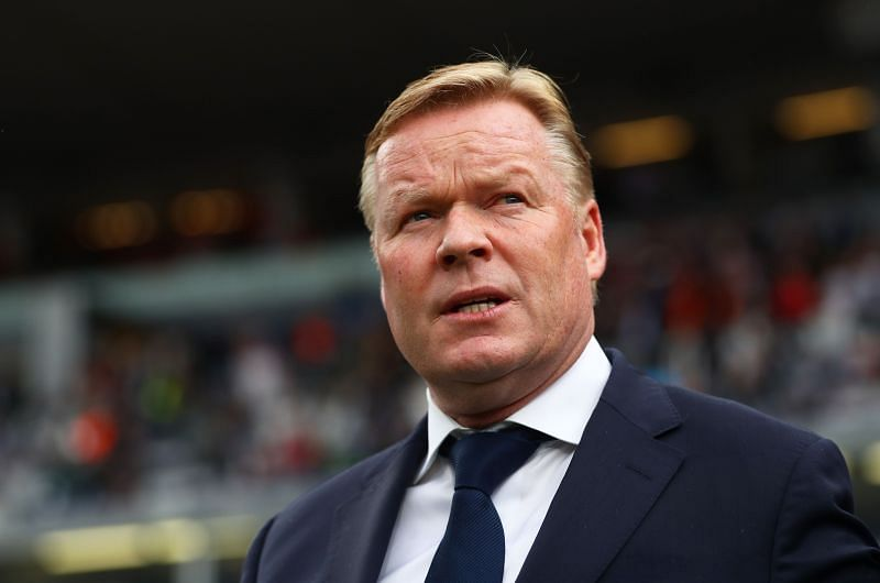 Ronald Koeman has re-asserted his authority at Barcelona