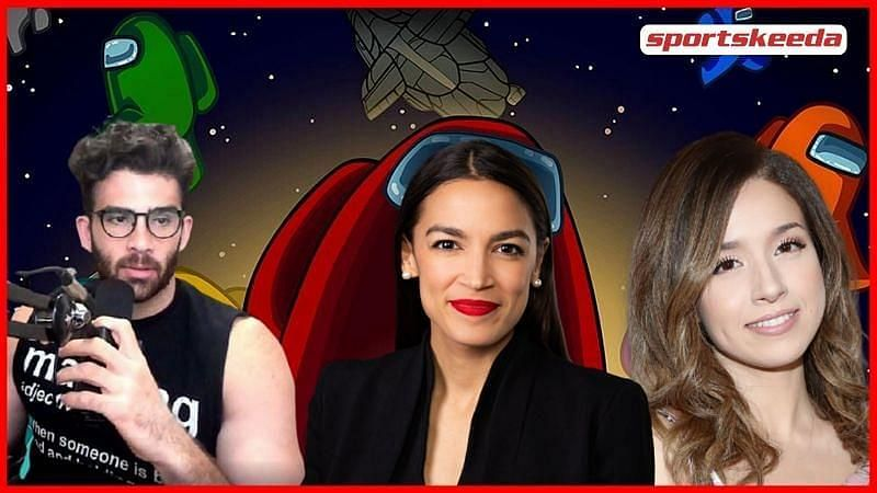 Recently, congresswoman AOC played Among Us with a host of internet personalities/streamers.
