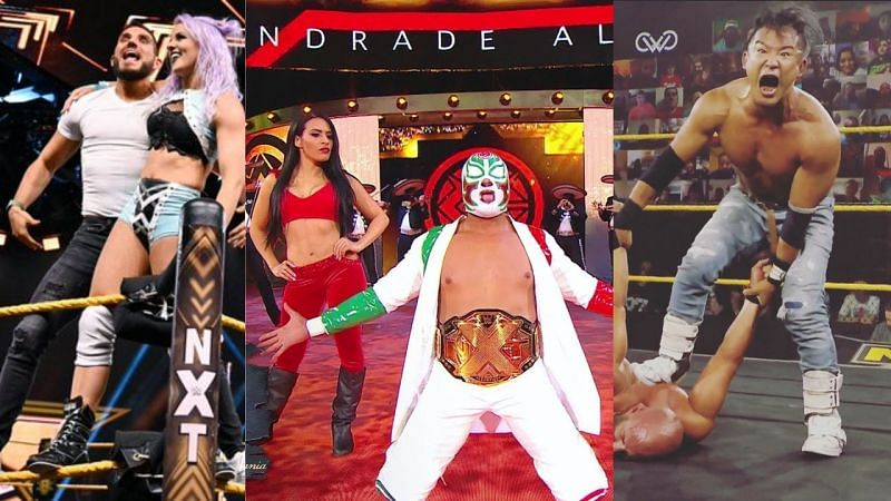 Should Andrade return to NXT, there
