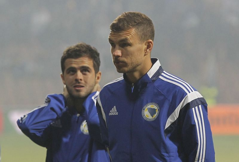 Bosnia and Herzegovina have impressive players