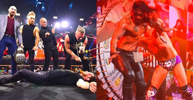 WWE NXT Results October 28th, 2020: NXT Halloween Havoc Winners, Grades, Video Highlights