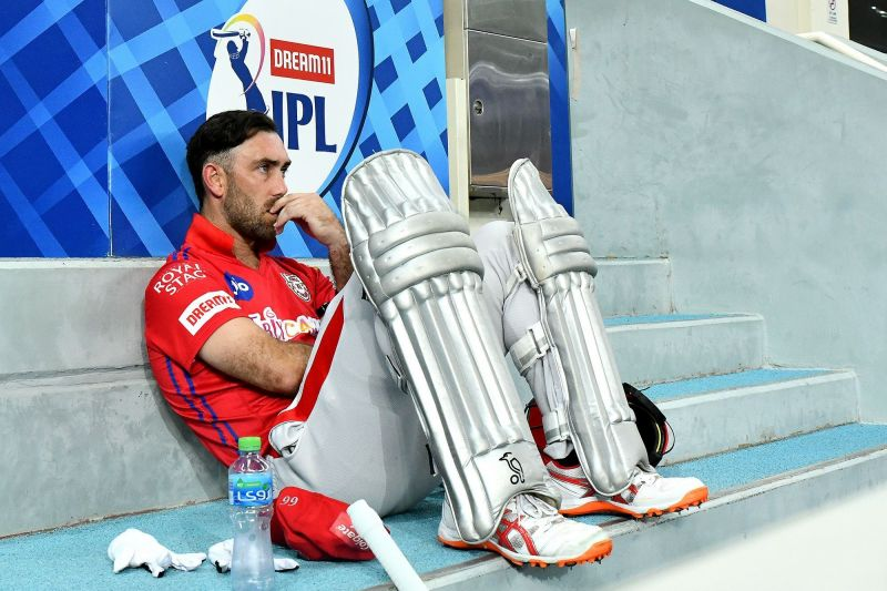 The Kings XI dugout was dejected for almost the entire game, till their magic at the death. [PC: iplt20.com]