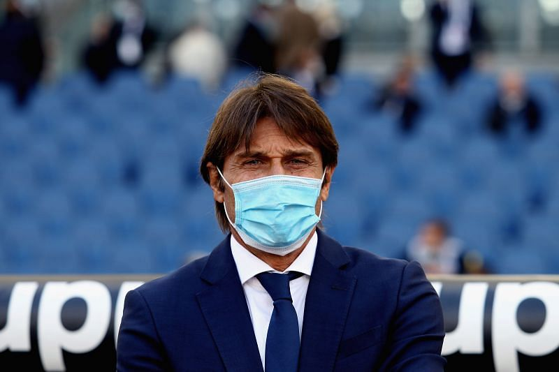 Antonio Conte will be furious on his players for missing a lot of chances against AC Milan