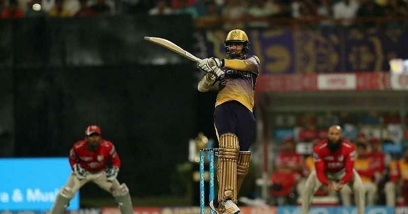 Brad Hogg explained why KKR were still persisting with Sunil Narine as an opener despite his poor form