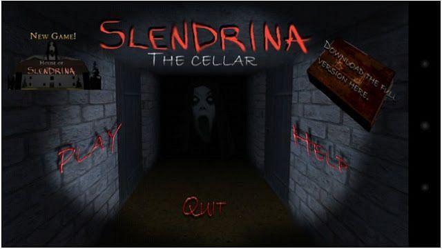 Slendrina the cellar(Image credits: Cloudcomputing.com)