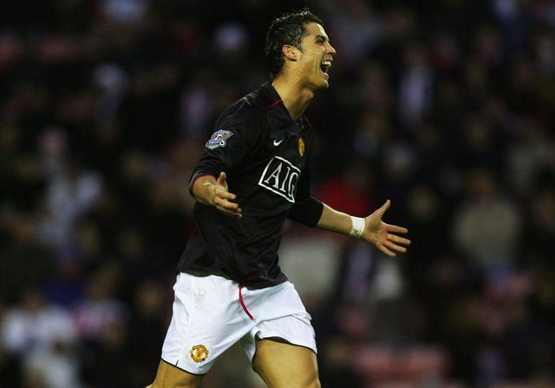 Ronaldo was a star at Manchester United at 22.