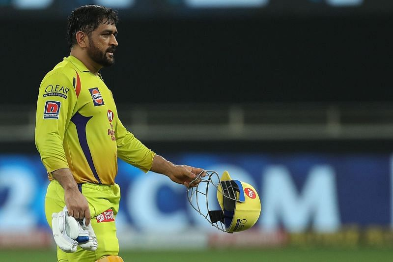 CSK are eighth in the IPL 2020 points table with just a solitary win in four matches (Image Credits: IPLT20.com)