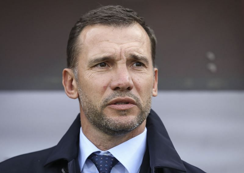 Shevchenko will need to be careful with his selection
