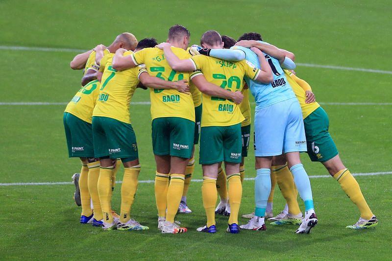 Norwich City will play Birmingham City on Tuesday