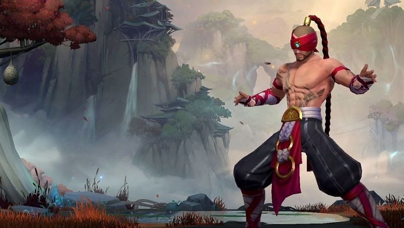 Lee Sin will be released in Wild Rift ahead of schedule for testing (Image credits: Riot Games)