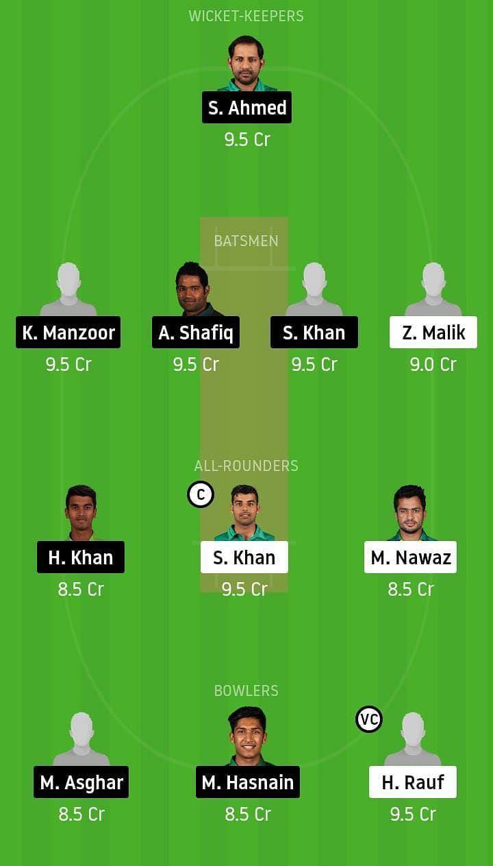 NOR vs SIN Dream11 Team Prediction