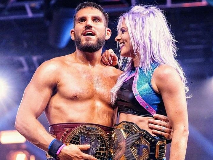 Will The Garganos walk away with the titles at NXT TakeOver 31?
