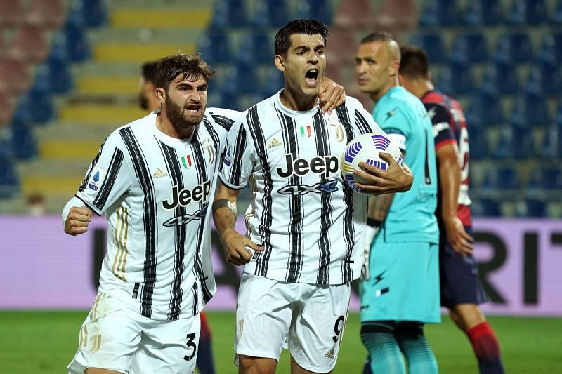 Juventus face Spezia in their upcoming Serie A fixture