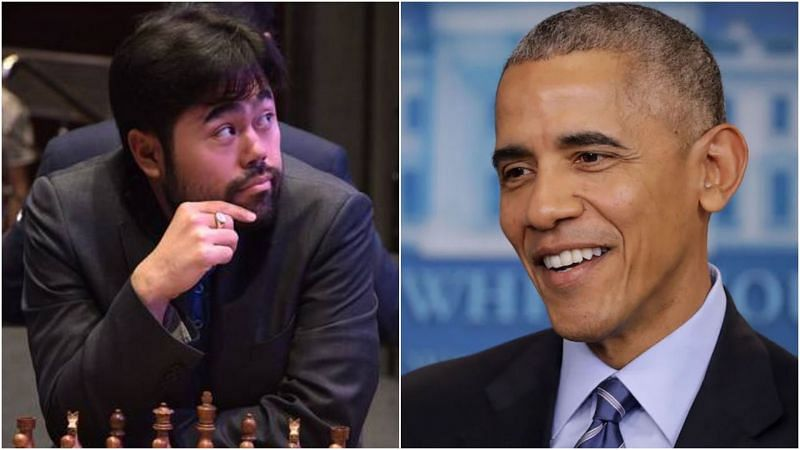 Hikaru Nakamura has officially invited Barack Obama for a game of Chess