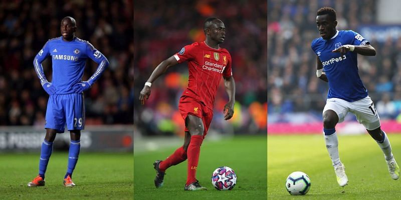 Edouard Mendy is the latest Senegalese star to play in the Premier League