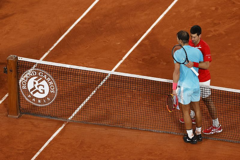 Rafael Nadal defeated Novak Djokovic for record-extending 13th Roland Garros title