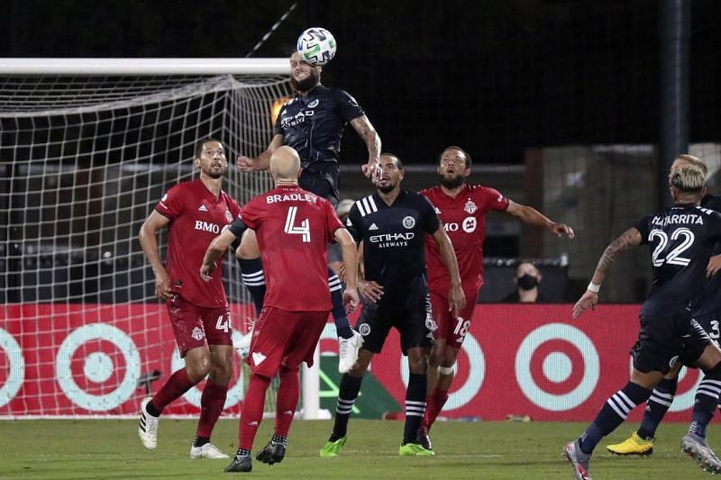 Toronto FC and New York City FC clash in their upcoming MLS fixture on Wednesday night