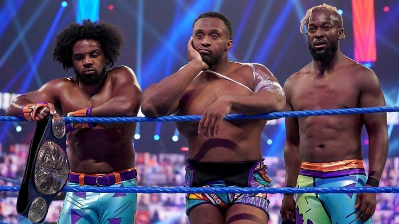 We have finally seen the end of The New Day