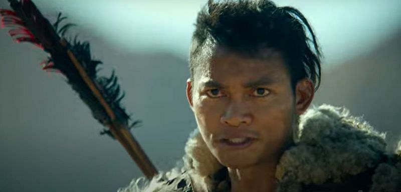 Tony Jaa as The Hunter (Image Credits: IGN/ YouTube)