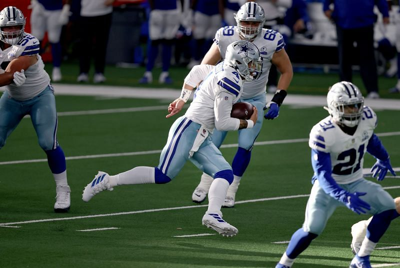 NBA News Update:The NBA fraternity showed support for NFL star Dak Prescott after his freak injury