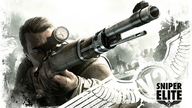 Sniper Elite (Image Credits: HipWallpaper)