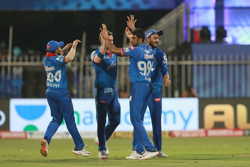 Ravichandran Ashwin was adjudged the Man of the Match against RR [PC: iplt20.com]
