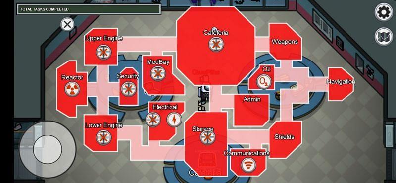 The Sabotage Map
