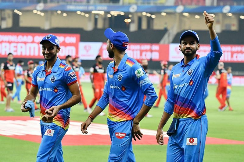 Delhi Capitals outplayed RCB in last night
