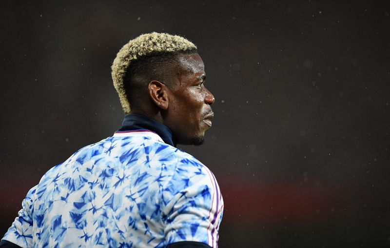 Manchester United superstar Paul Pogba