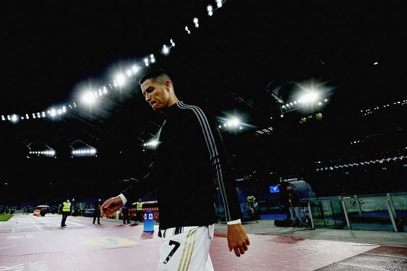Cristiano Ronaldo will be unavailable for Juventus