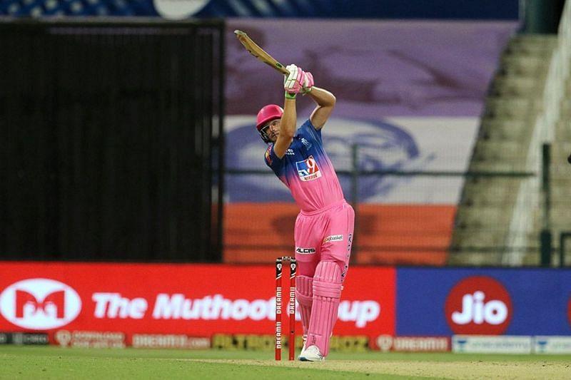 Jos Buttler was the best batsmen by some distance on the night. [PC: iplt20.com]