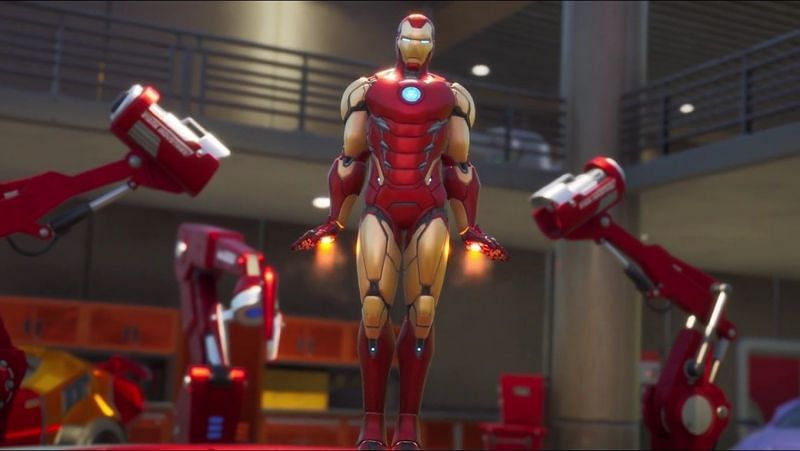 Iron Man is playing a major role in shaping the storyline of Fortnite Season 4