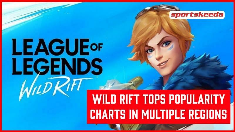 Wild Rift tops popularity charts 2 days into Regional Open Beta