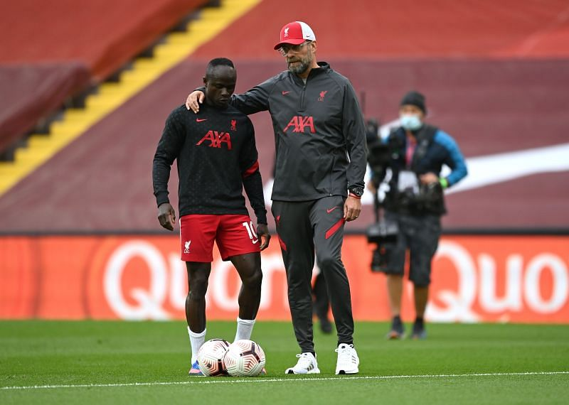 Jurgen Klopp will be without star player on Sunday.