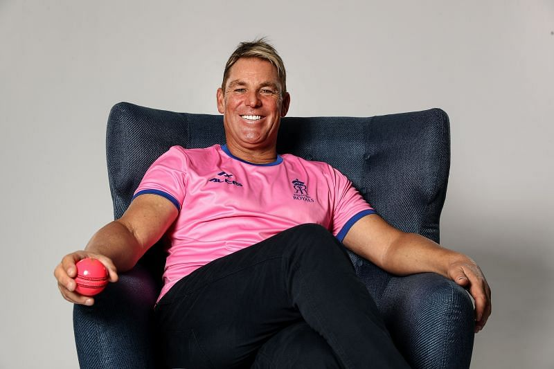 Shane Warne is the mentor of the Rajasthan Royals team in IPL 2020