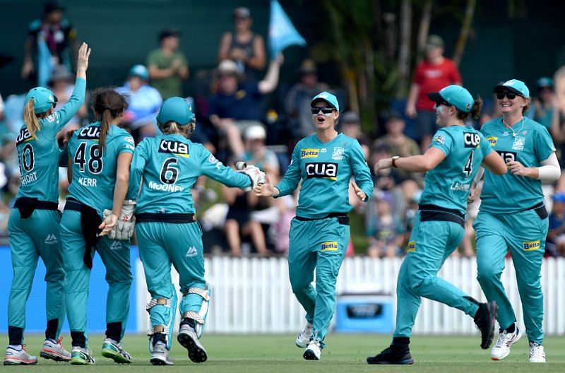 WBBL Final - Brisbane v Adelaide