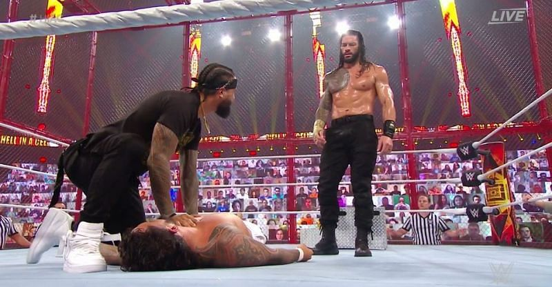 Remember, there was no decisive conclusion to Roman Reigns vs. Jey Uso