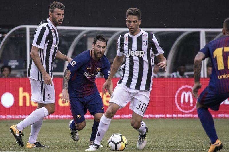 Rodrigo Bentancur will have to stop Lionel Messi