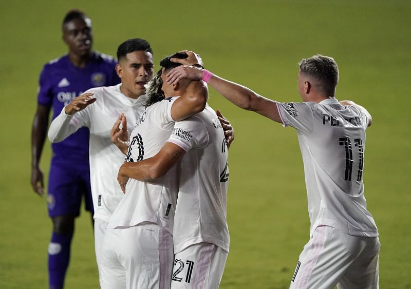 Inter Miami take on Orlando City this weekend