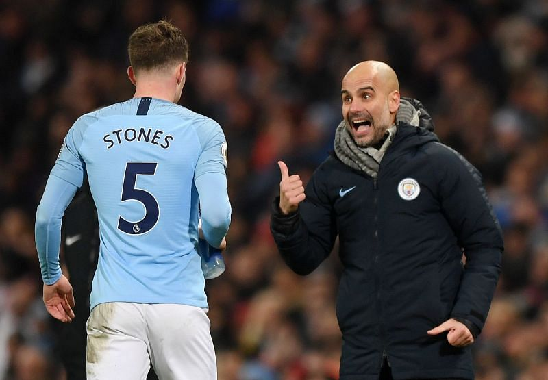 Manchester City could look to offload John Stones in the January transfer window