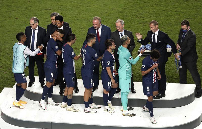 Paris Saint-Germain have won seven of the last eight French league tttles.