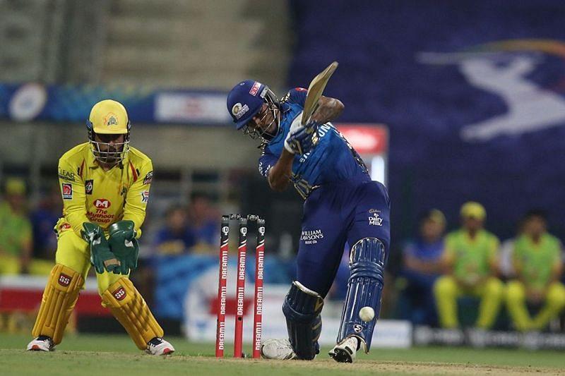 Will Hardik Pandya get some runs under his belt against CSK?