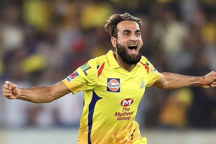 Imran Tahir could come into play as the pitches slow down in IPL 2020