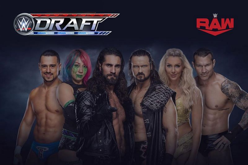 The 2020 WWE Draft concluded on RAW.