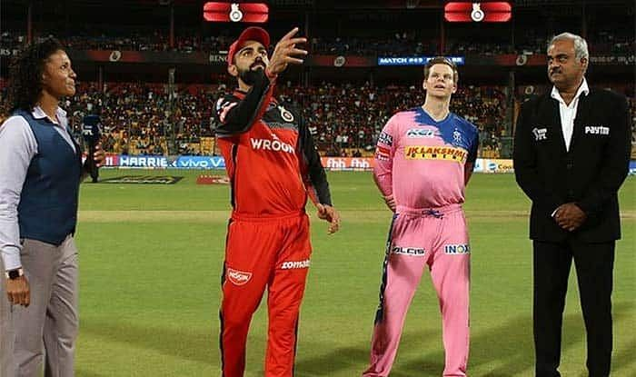 The Royal Challengers Bangalore are all set to take on the Rajasthan Royals in Match 15 of IPL 2020 (Image: India.com)