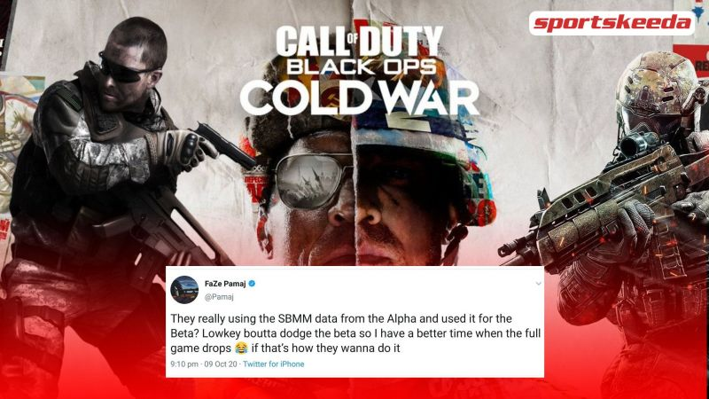 The SBMM system in COD: Cold War has not been well received by fans