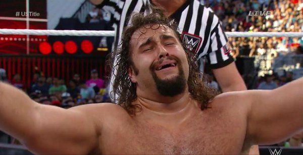 Miro fka Rusev did not always have the best time during his run in WWE